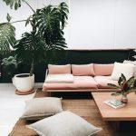 interieur roze bank Pinterest